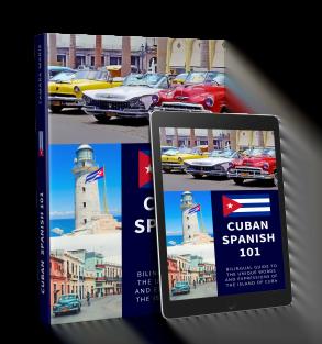 Cuban Spanish Book