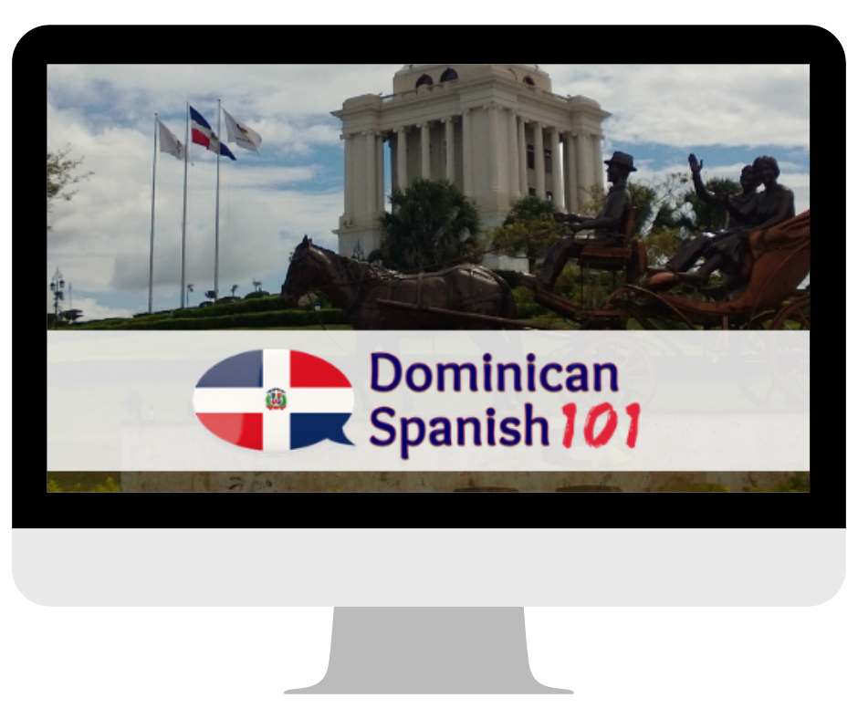 Dominican Spanish 101 Course