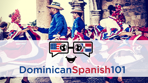 Dominican Spanish 101 Audio Course