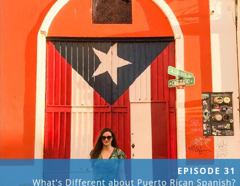 Puerto Rican Spanish