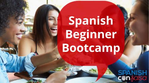 Spanish Beginner Bootcamp