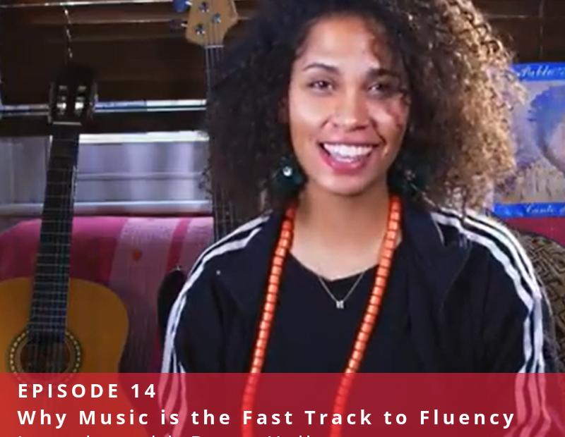 Interview with Desta Haile, Languages through Music