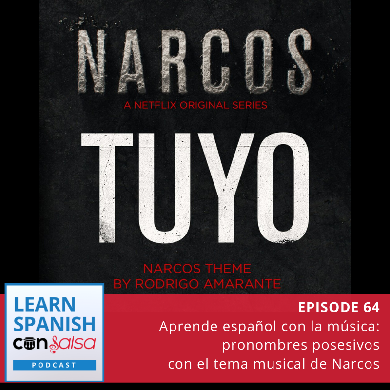 Learn Spanish with the Narcos Theme Song