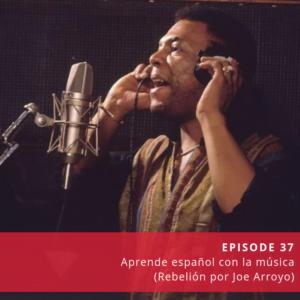 Letra de Rebelión por Joe Arroyo