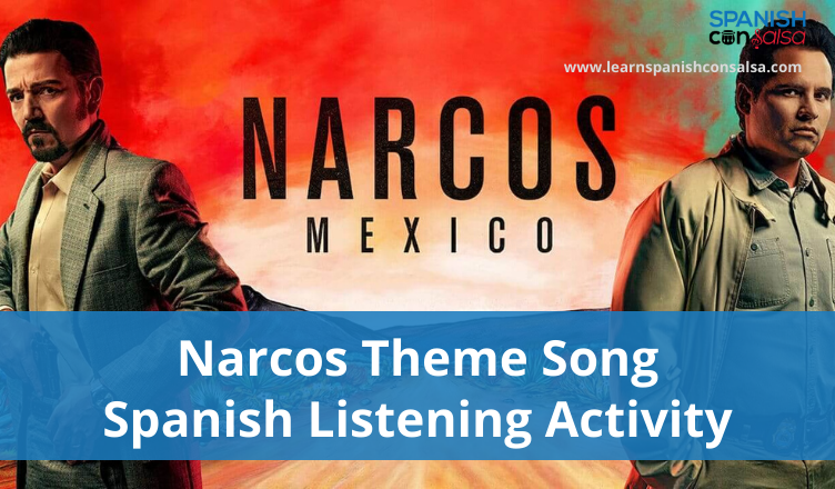 Narcos Mexico Theme Song Lyrics