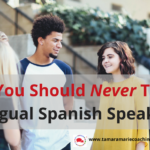 spanish conversation with english translation