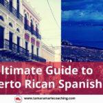 Puerto Rican slang Dominican slang