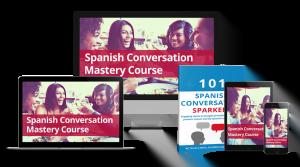spanish conversation with english translation