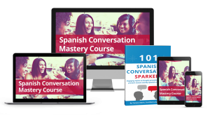 Spanish Conversation Mastery Course