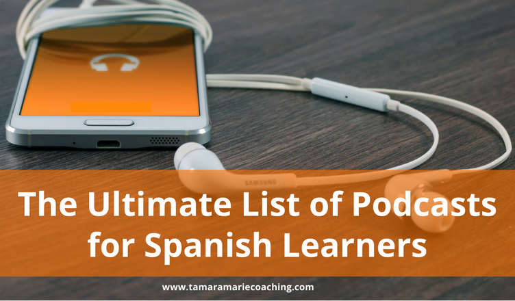 spanish language podcasts